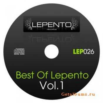 VA - Best Of Lepento Vol.1 (2012)