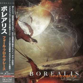Borealis - Fall From Grace (Japanese Edition) (2011) (Lossless) + MP3