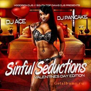 DJ Ace - Sinful Seductions (Valentines Day Edition) (2012)