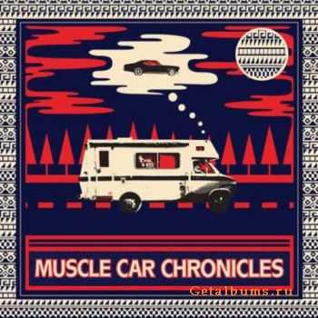 Curren$y & Sean O'Connell - Muscle Car Chronicles (2012)