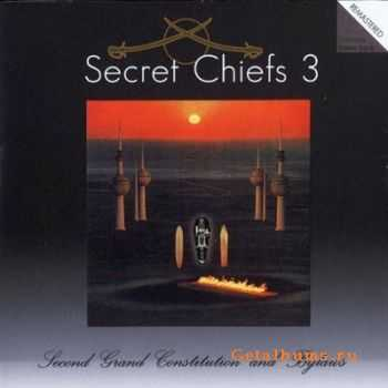 Secret Chiefs 3 - Second Grand Constitution and Bylaws [1998] (2012) Vinyl