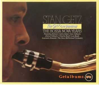 Stan Getz - The Girl From Ipanema: The Bossa Nova Years (1989)