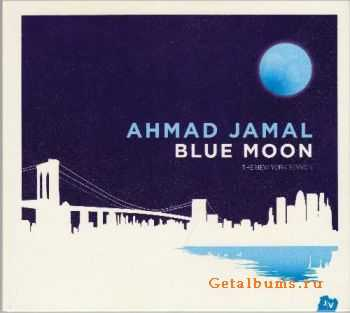Ahmad Jamal – Blue Moon (2012)