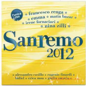 VA - Sanremo 2012 (2012)