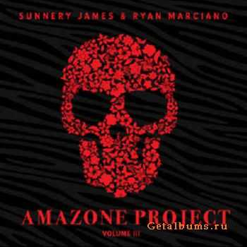 VA - Amazone Project Vol 3 [Mixed By Sunnery James & Ryan Marciano] (2012)