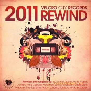 VA - Velcro City Records 2011 Rewind (2012)
