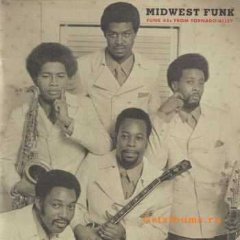 VA - Midwest Funk - Funk 45s from Tornado Alley (2004)