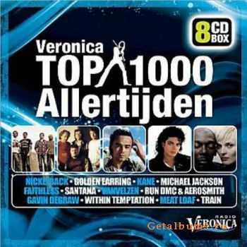 VA - Veronica Top 1000 Allertijden 2011 [8CD] (2011)