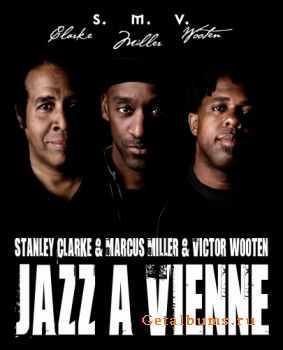 Stanley Clarke, Marcus Miller & Victor Wooten - Festival de Jazz de Vitoria-Gasteiz (2009) SATRip