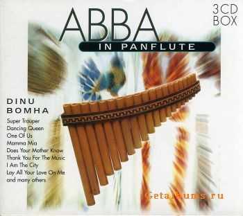 Dinu Bomha - ABBA In Panflute [3CD Boxset] (2001)