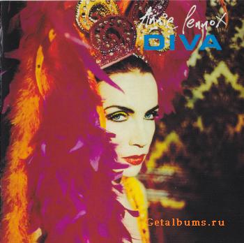 Annie Lennox - Diva [Japan Edition] (1992)