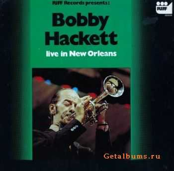 Bobby Hackett - Live In New Orleans (1976)