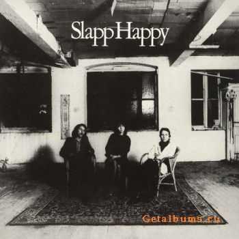 Slapp Happy - Casablanca Moon (1974)