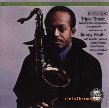 Jimmy Heath - Triple Threat (1962)
