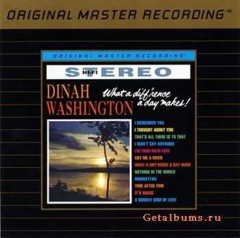 Dinah Washington - What a Diff'rence a Day Makes (1959)