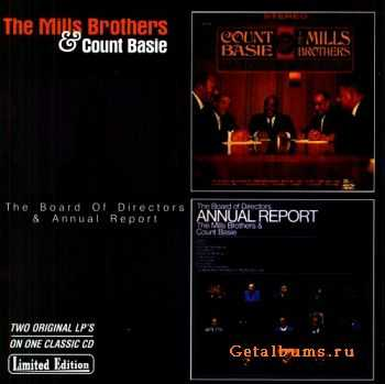 The Mills Brothers & Count Basie - The Board Of Directors & Annual Report (1998)