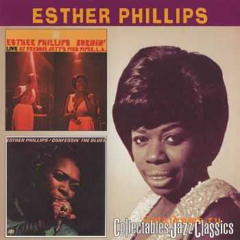 Esther Phillips - Burnin' & Confessin' the Blues (1998)