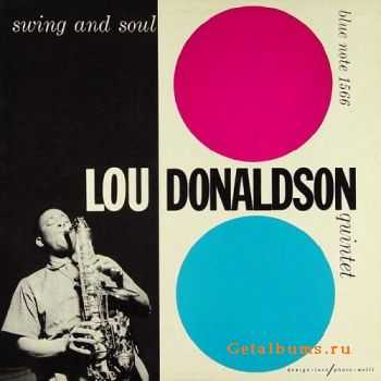 Lou Donaldson  - Swing And Soul (1957)