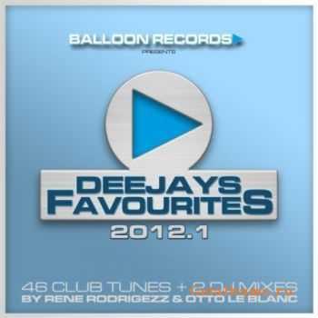 VA - Deejays Favourites 2012.1 (2012)