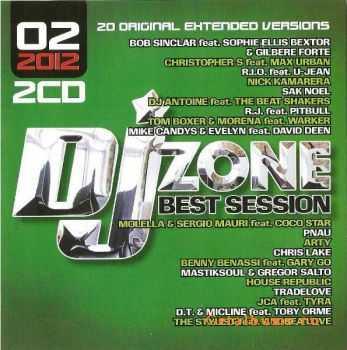 VA - Dj Zone - Best Session 02/2012 (2012)