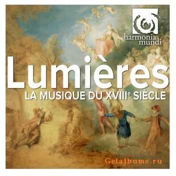 VA � Lumieres: La musique du XVIIIe siecle (2011)