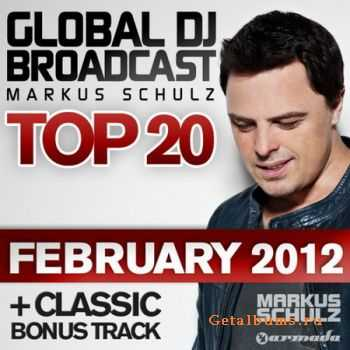 VA - Global DJ Broadcast Top 20 February 2012