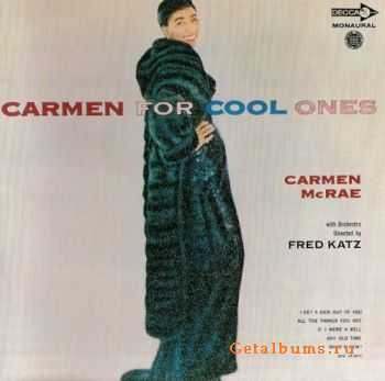 Carmen McRae - Carmen For Cool Ones (1958)