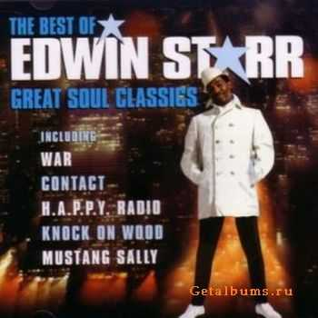 Edwin Starr - The Best Of Great Soul Classics (2005)