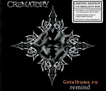Crematory - Remind (Limited Edition) 2CD (2001) (Lossless) + MP3