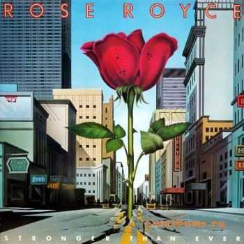 Rose Royce - Stronger Than Ever (1982/2012)