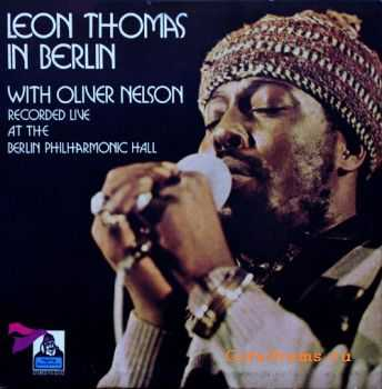 Leon Thomas - In Berlin (1970)