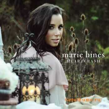 Marie Hines - Heartcrash [EP] (2012)