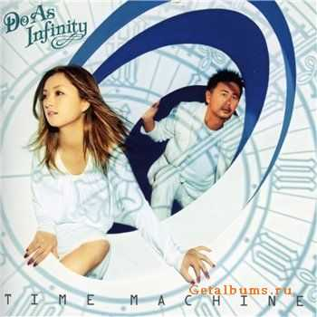 Do As Infinity - Time Machine(2012)