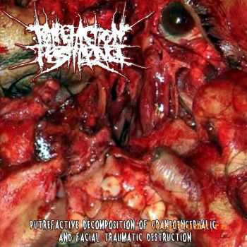 Putrefaction Pestilence - Putrefactive Decomposition Of Craneoencephalic And Facial Traumatic Destruction (2012)