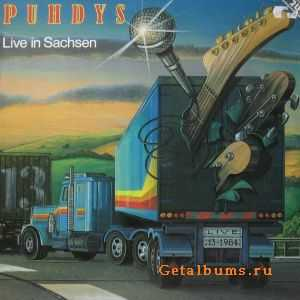 Puhdys - Live in Sachsen (1984)