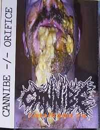 Orifice / Cannibe [Split] (2007)