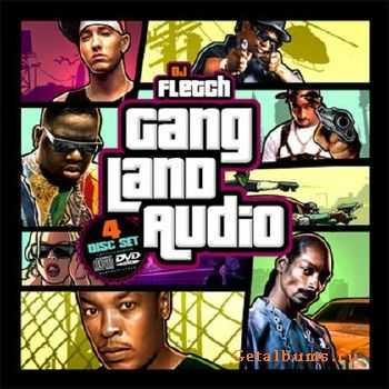 Gang Land Audio (4 Disc) (2012)