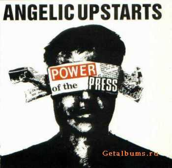 Angelic Upstarts  -  Power Of The Press  (1986)