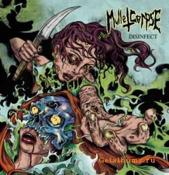 Mulletcorpse - Disinfect (2012)
