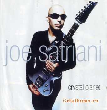 Joe Satriani - Crystal Planet (1998)