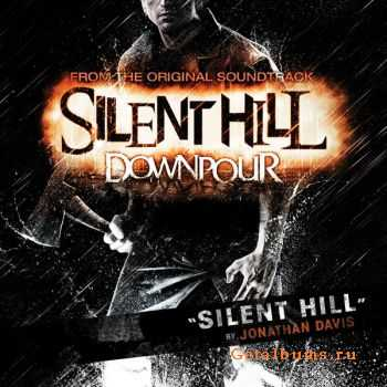 Jonathan Davis - Silent Hill [Single] (2012)