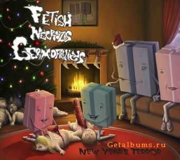 Fetish Necrozis Germofroditus - New Year's Terror (Demo) (2012)