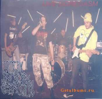 Total Female Destruction - Live Goregasm (2009)