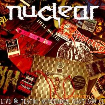 Nuclear - Live at Teatro Novedades  (2007)
