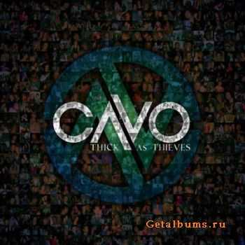 Cavo - Thick as Thieves (2012)