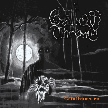 Gallows Throne - Scourge Of Bedlam (2012)