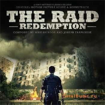 OST - Рейд / The Raid: Redemption (2012)