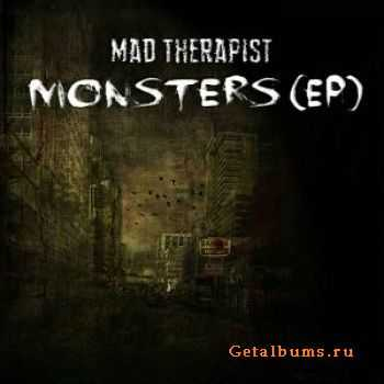 Mad Therapist - Monsters (EP) (2012)