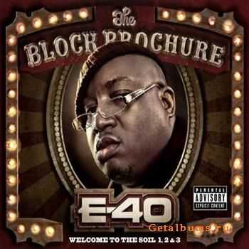 E-40 - The Block Brochure: Welcome to the Soil 2 (2012)