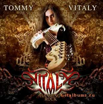 Tommy Vitaly  - Hanging Rock (2012)